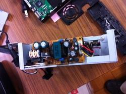 LS-320GLの電源部分